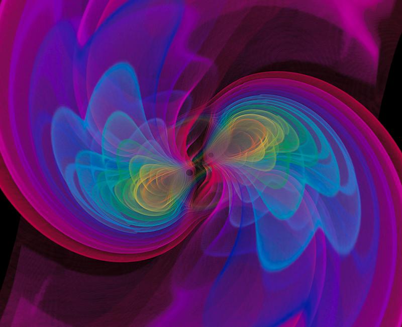 Une nouvelle fusion de trous noirs d tect e par ligo for La fourchette annecy