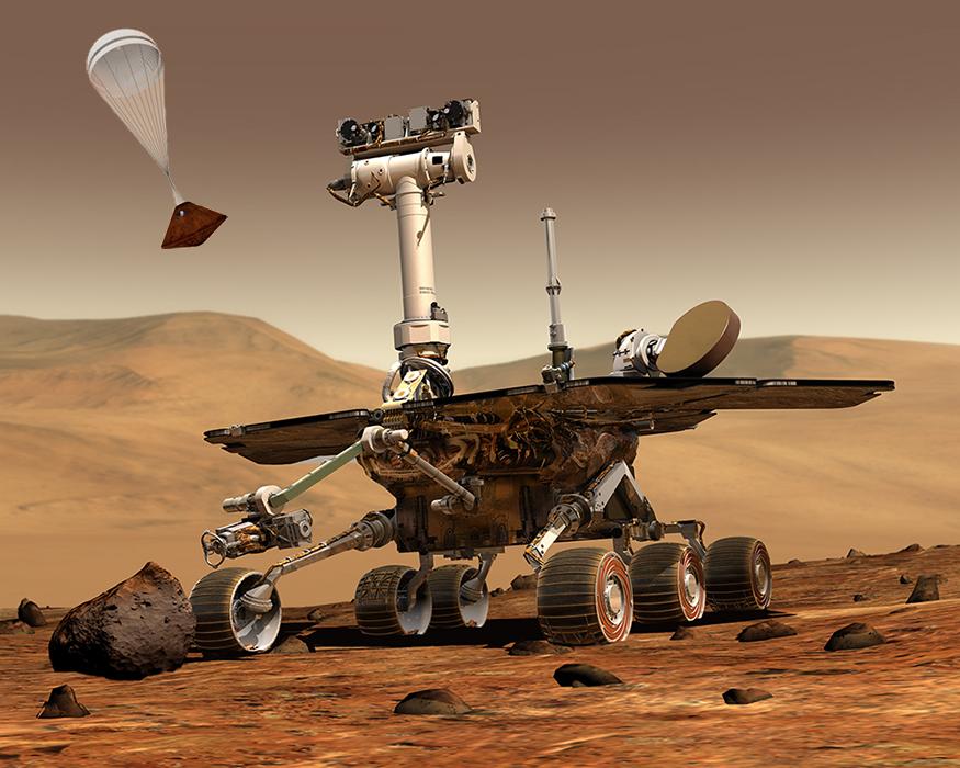 Sur Mars, un robot va en photographier un autre Opportunity-Schia_700-57b4