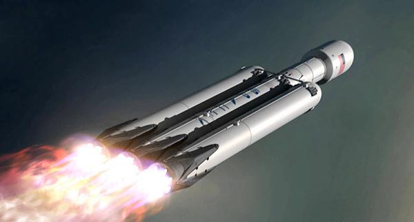 SpaceX s'apprête à envoyer deux touristes autour de la Lune — Tourisme spatial