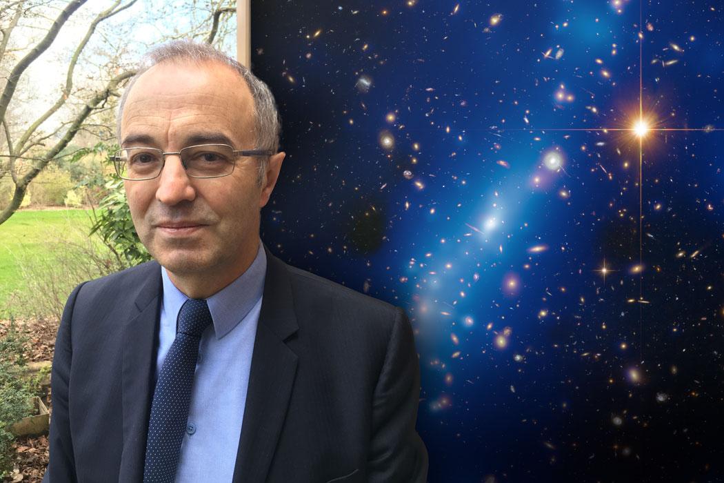 Podcast : L'antimatière et l'antigravité aux commandes de l'univers ?