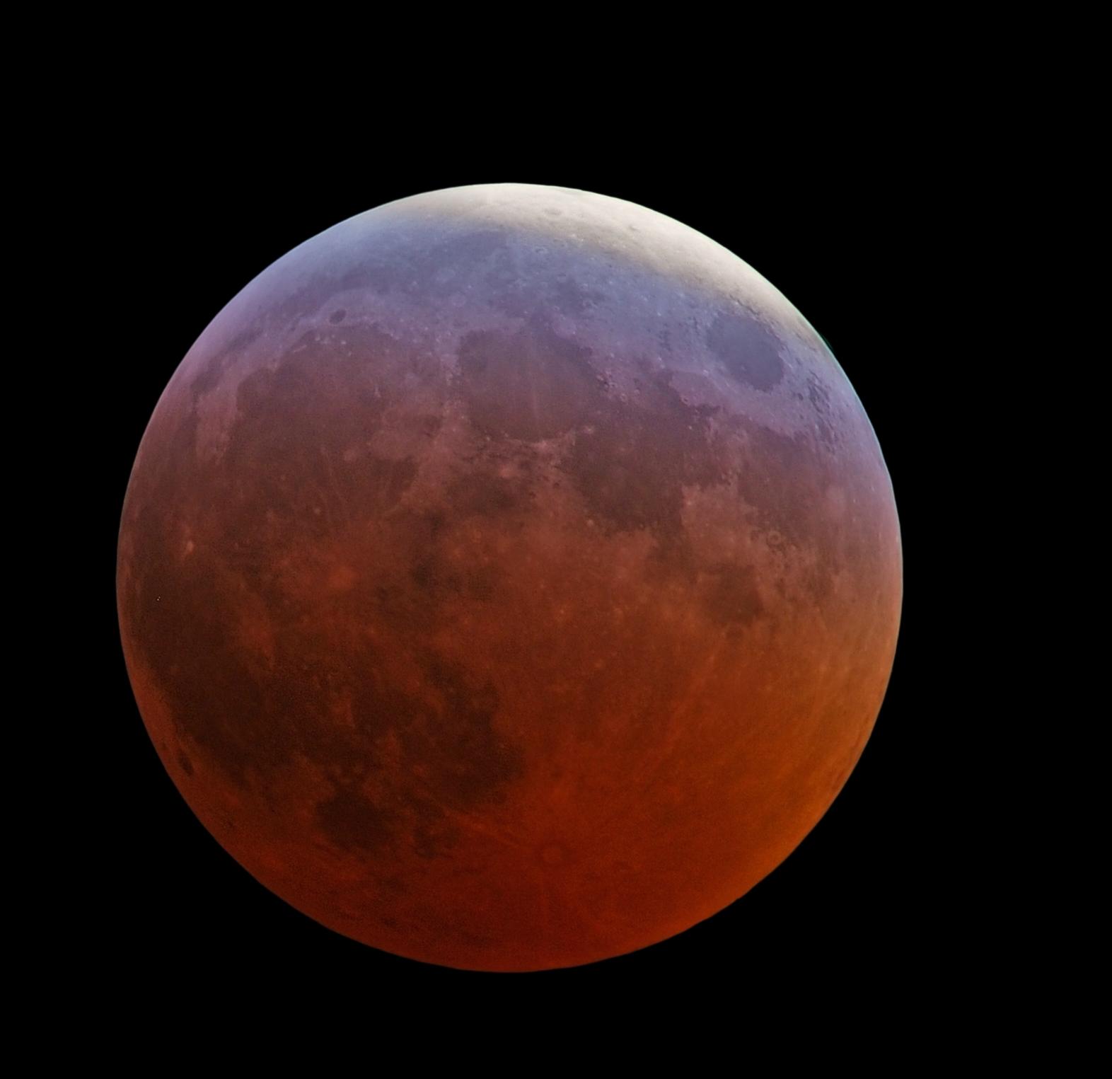Bientôt, une 'Super Lune bleue de sang' dans le ciel
