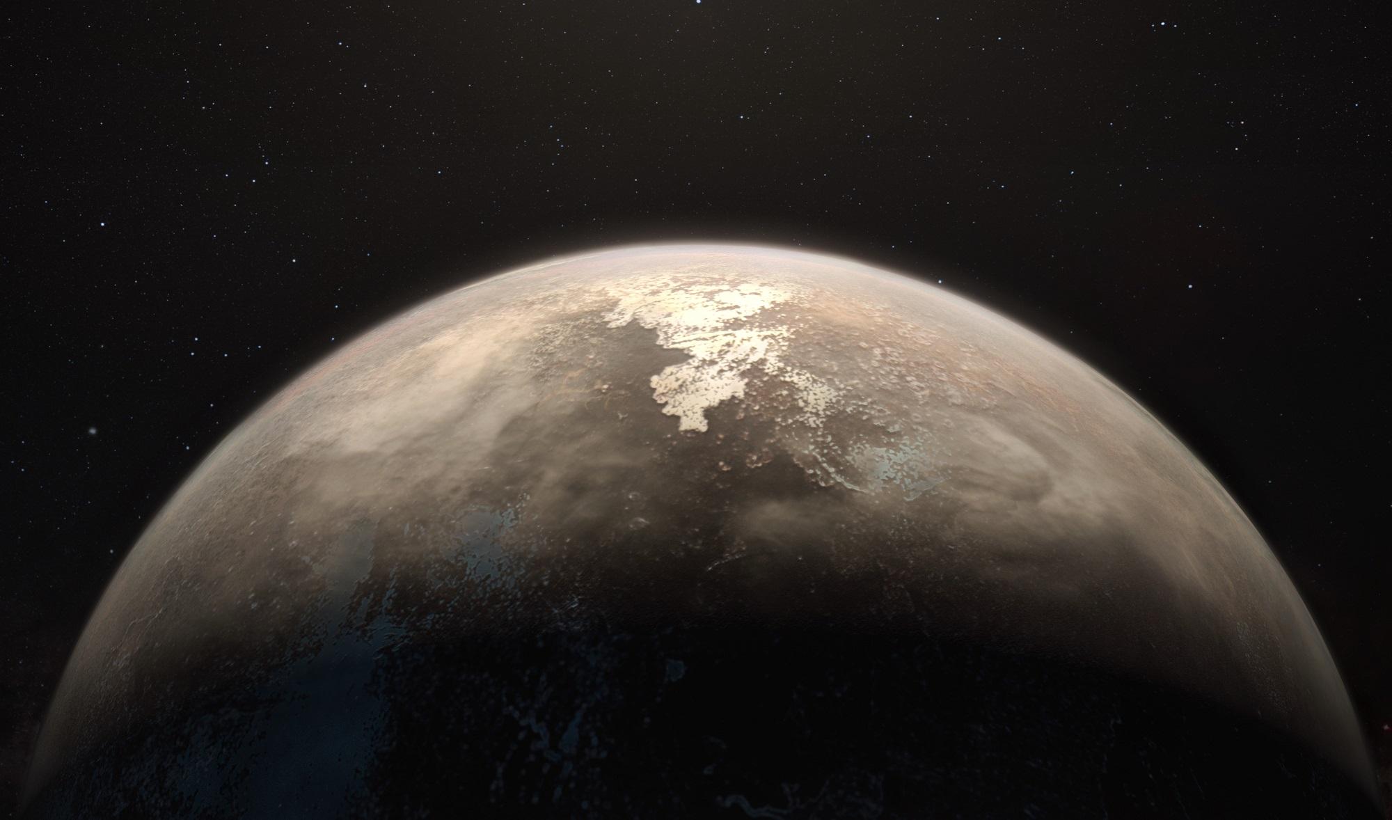 Ross 128 b, une exoplanète tempérée la plus proche de la Terre