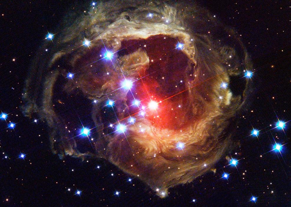 Lumières sur les collisions d'étoiles