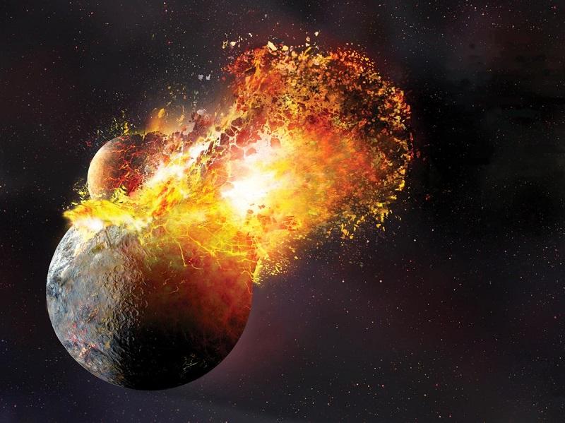 L Origine De L Eau Sur Terre En Question Ciel Espace