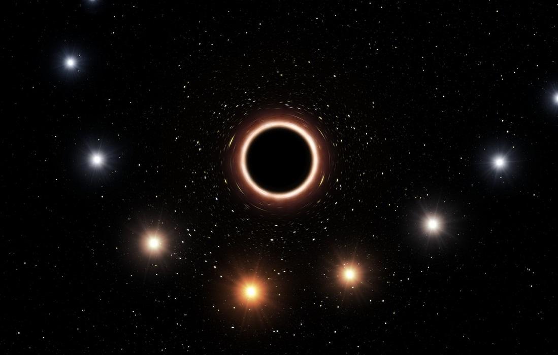 La relativité générale d'Einstein testée avec succès près d'un trou noir