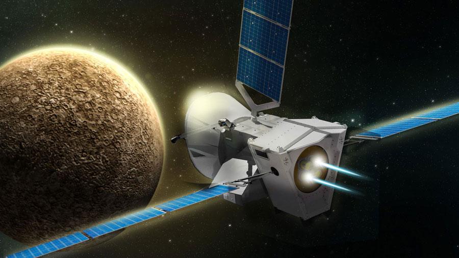 Sonde Bepi-Colombo : les défis d'un voyage vers Mercure