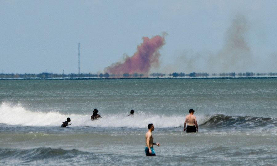 Incident majeur pour Space X : sa capsule Crew Dragon aurait explosé lors d'un test au sol