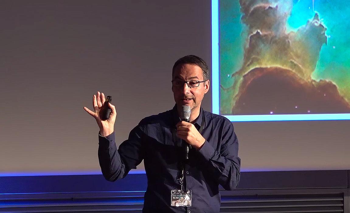 Vidéo : Les origines de l'Univers explorées avec Hervé Dole