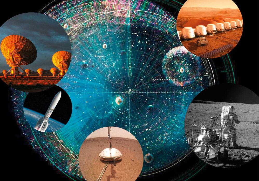 La Nasa et les extraterrestres, tests de jumelles, InSight sur Mars, Ariane 6... Découvrez nos articles 100% web