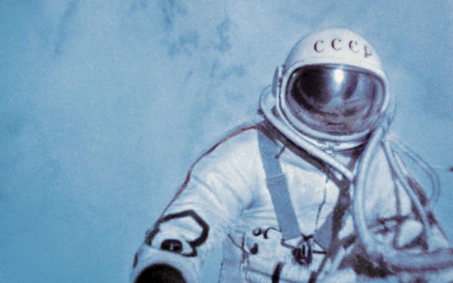 Alexei Leonov, premier piéton de l'espace, est mort