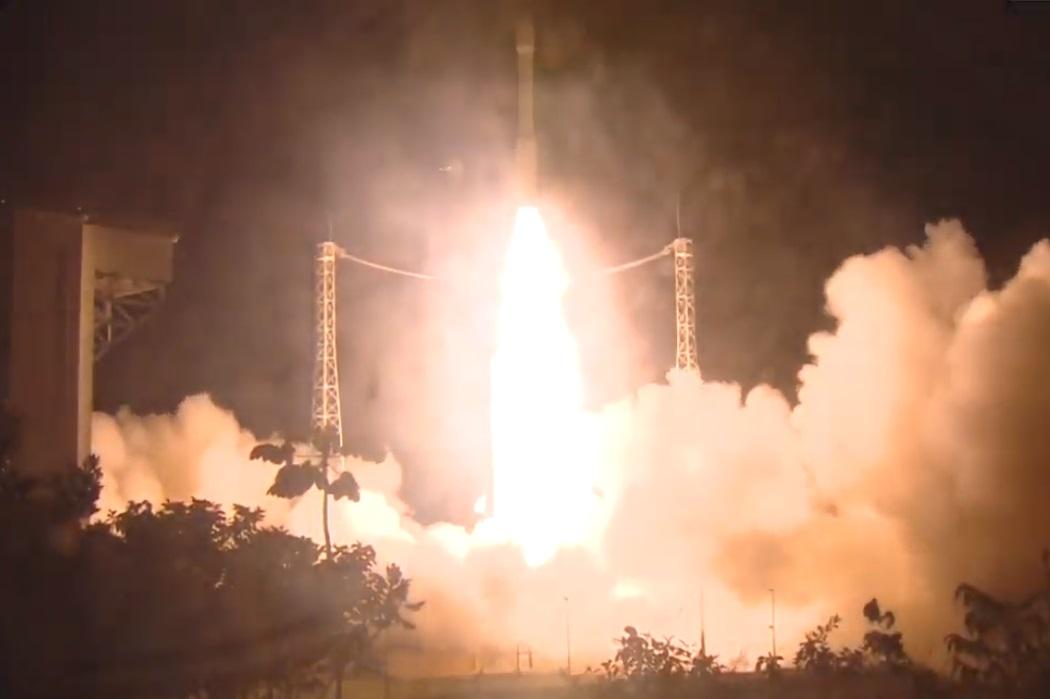 Calendrier Lancement Ariane 2019.Premier Echec Pour La Fusee Vega Ciel Espace