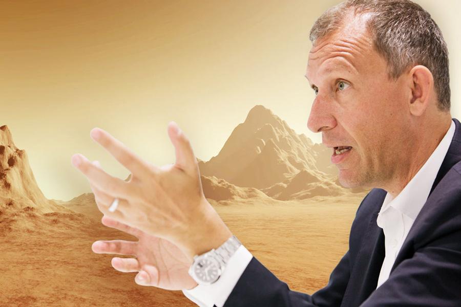 Interview : le numéro 2 de la Nasa dévoile les prochaines missions d'exploration
