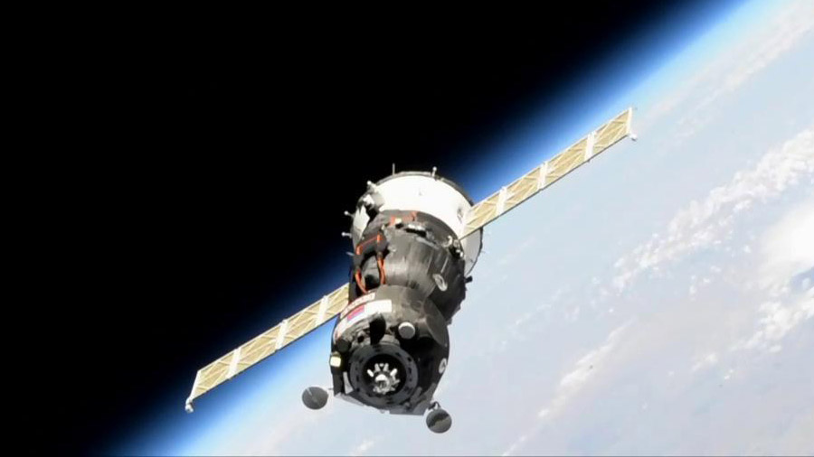 Un Soyouz rate son amarrage à l'ISS, nouvelle tentative mardi 27 août