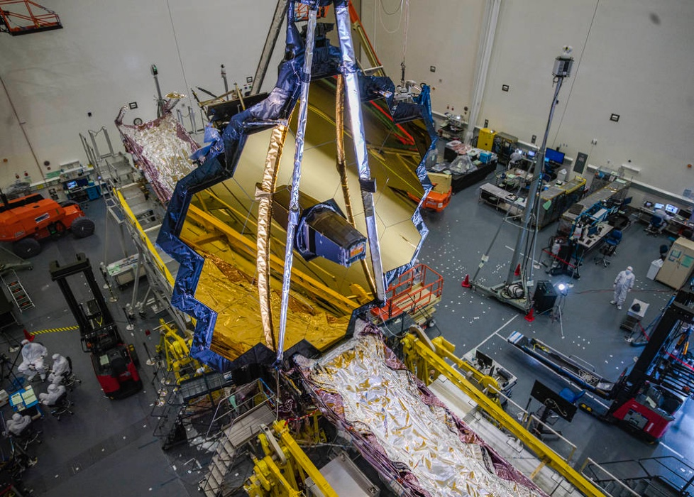 Calendrier Lancement Fusée Kourou 2021 Un nouveau report de lancement pour le JWST | Ciel & Espace