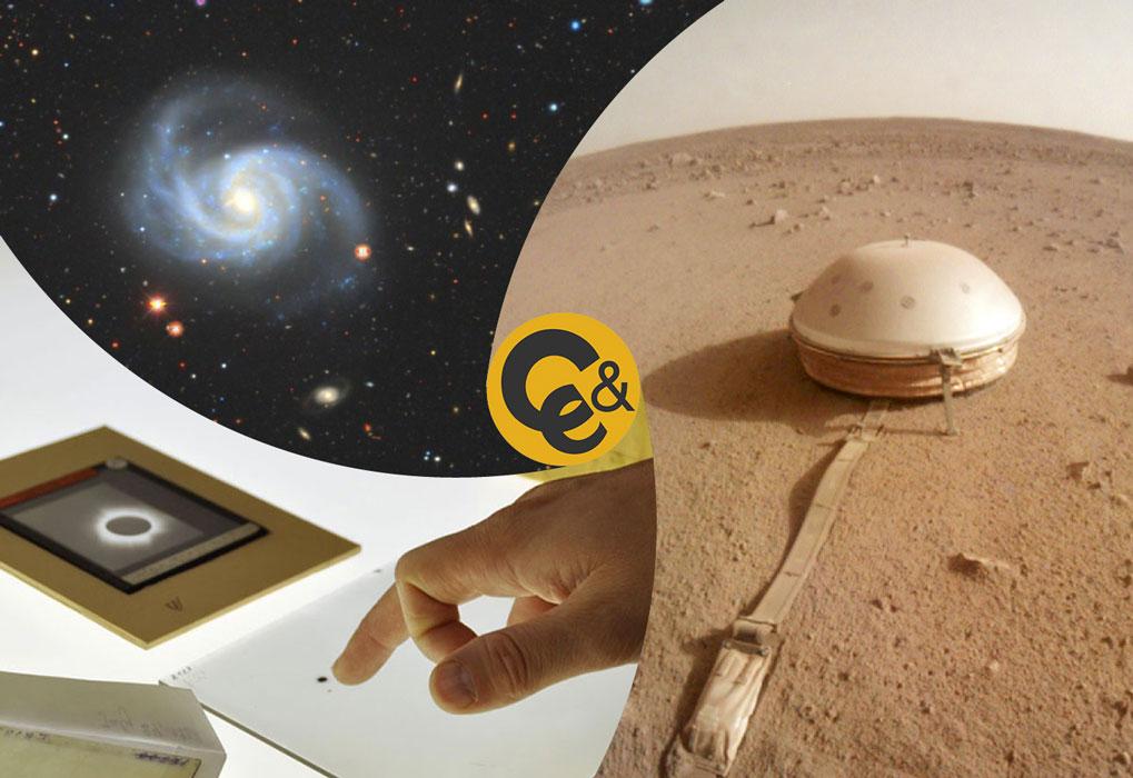 En direct de Mars, actualité de l'Univers, histoire de l'astronomie, tests… : découvrez les articles de l'abonnement 100 % web