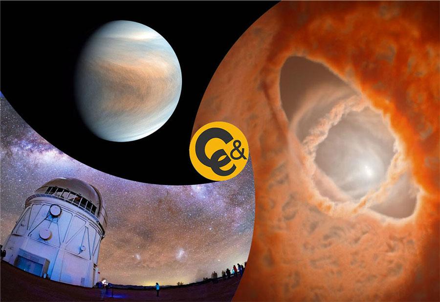 Photos inédites de Mars, le vrai sur la vie sur Vénus, le secret des planètes inclinées… : découvrez les articles de l'abonnement 100 % web
