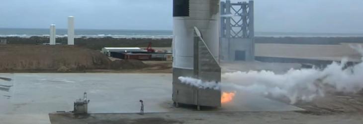 Le Starship de Space X réussit son premier atterrissage