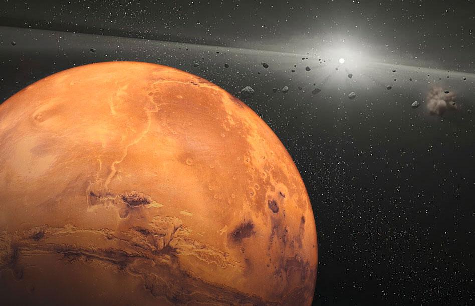 1998 VF31, cet astéroïde troyen de Mars a quelque chose de lunaire…