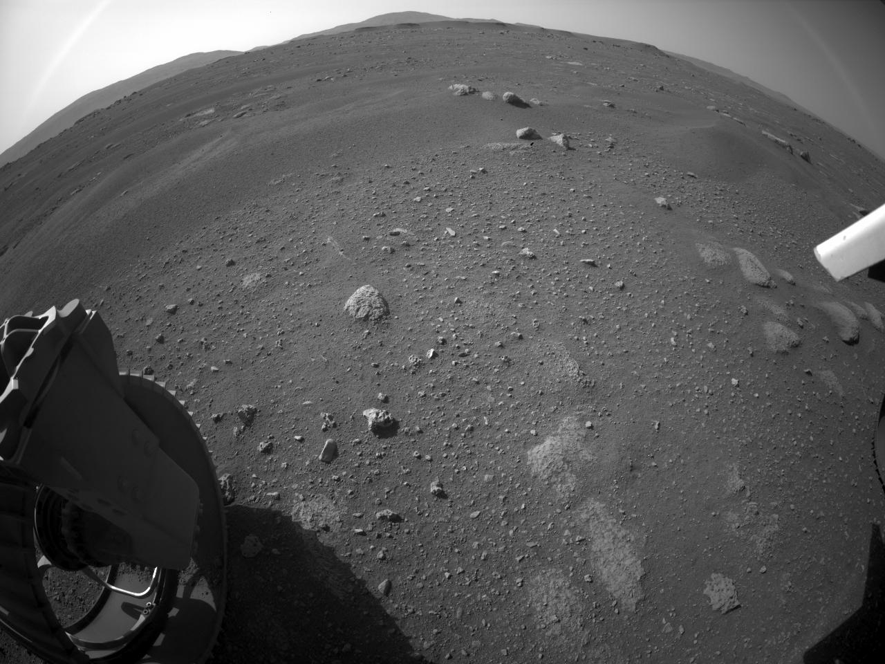 Sur Mars, Perseverance sait très précisément où il est
