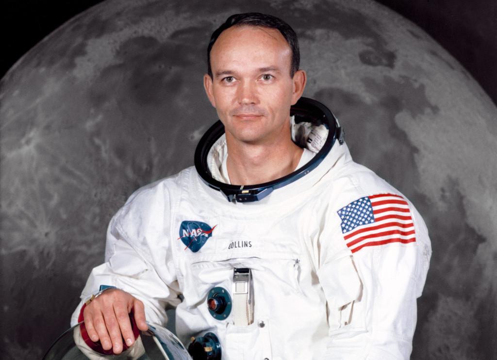 Michael Collins, astronaute d'Apollo 11, est mort