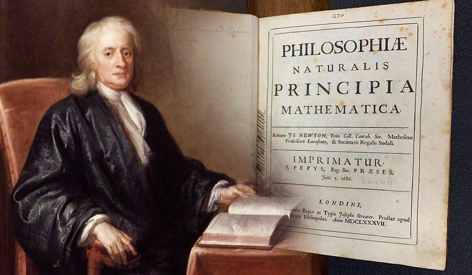 200 exemplaires originaux des «Principia» d'Isaac Newton retrouvés!