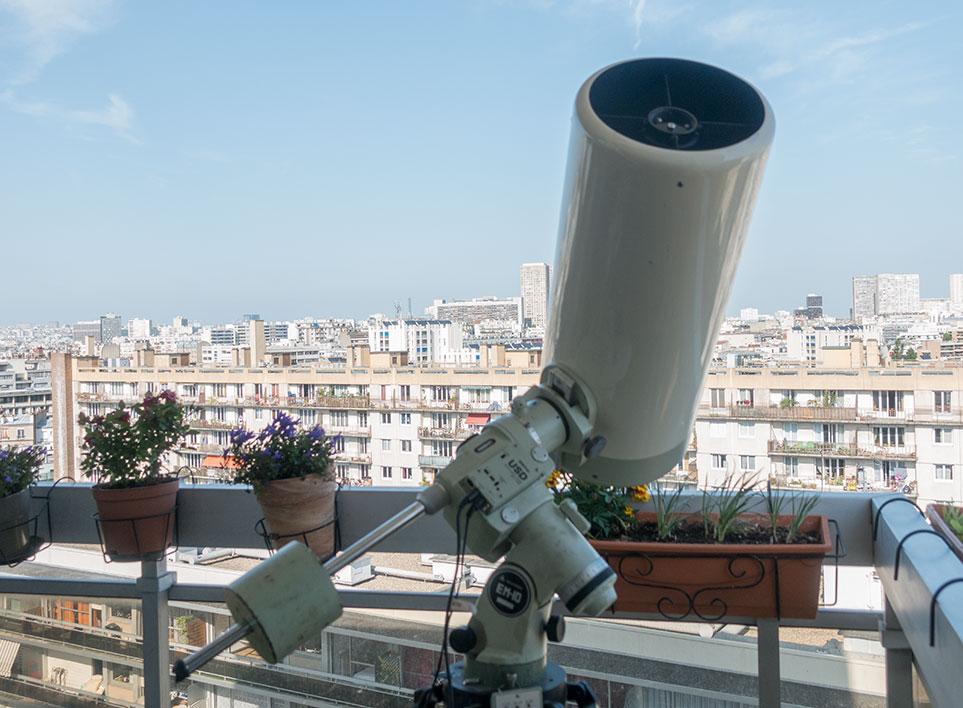 Télescope Takahashi Mewlon 210: le surdoué de l'observation planétaire