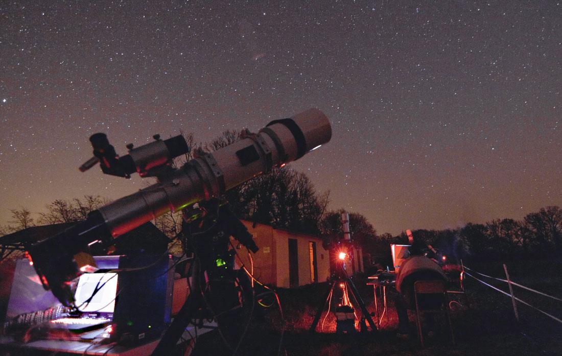 Test: La révolution de l'observation visuelle assistée pour l'astronomie amateur