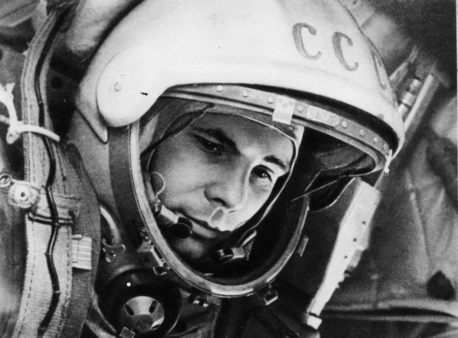 Youri Gagarine, 12 avril 1961, récit du premier voyage dans l'espace