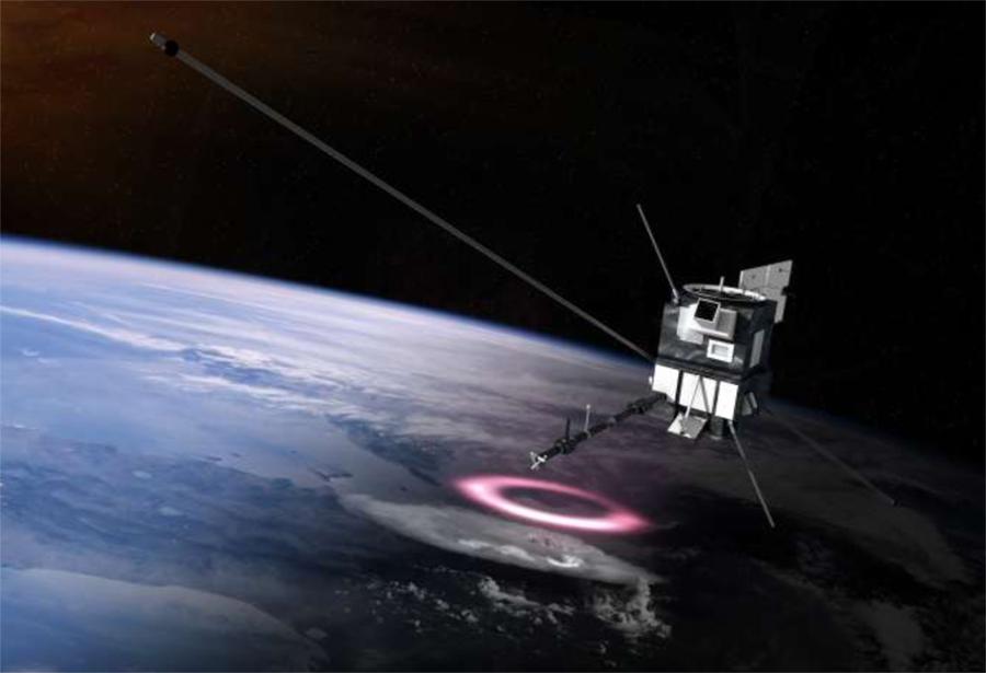 Deux satellites d'observation de la Terre perdus suite à l'échec de la fusée Vega