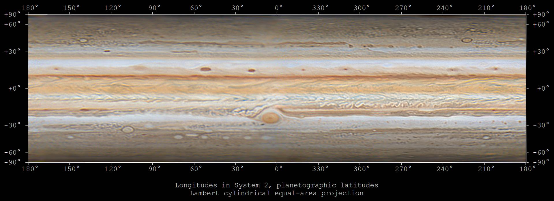 Vidéo : Survolez Jupiter