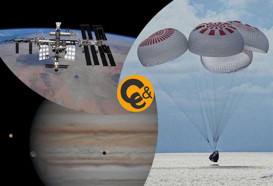 Exploration planétaire, tests de télescopes, conquête spatiale… : découvrez les articles de l'abonnement 100 % web