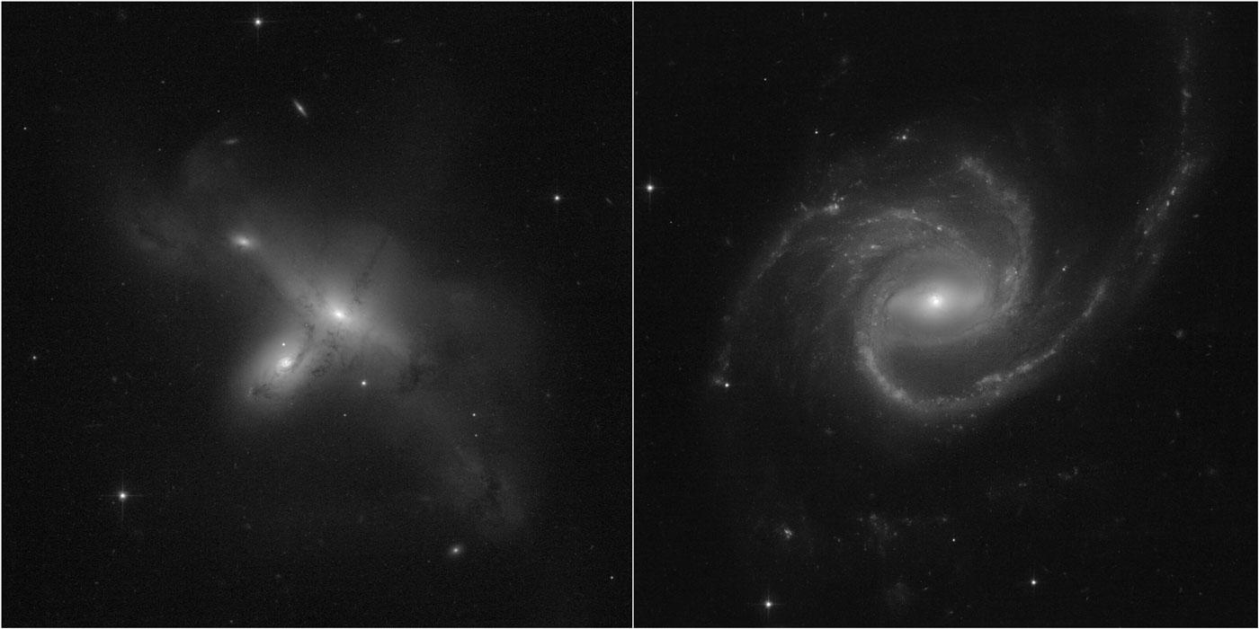 Le télescope Hubble est à nouveau opérationnel : la preuve en images
