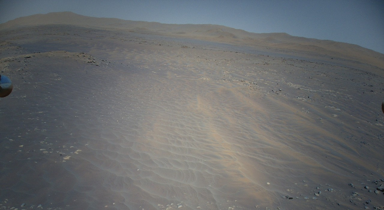 L'hélicoptère Ingenuity a volé 10 fois sur Mars