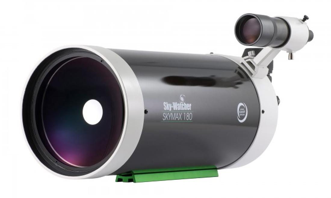 Test: le Sky-Watcher Mak-180, un télescope idéal pour le citadin