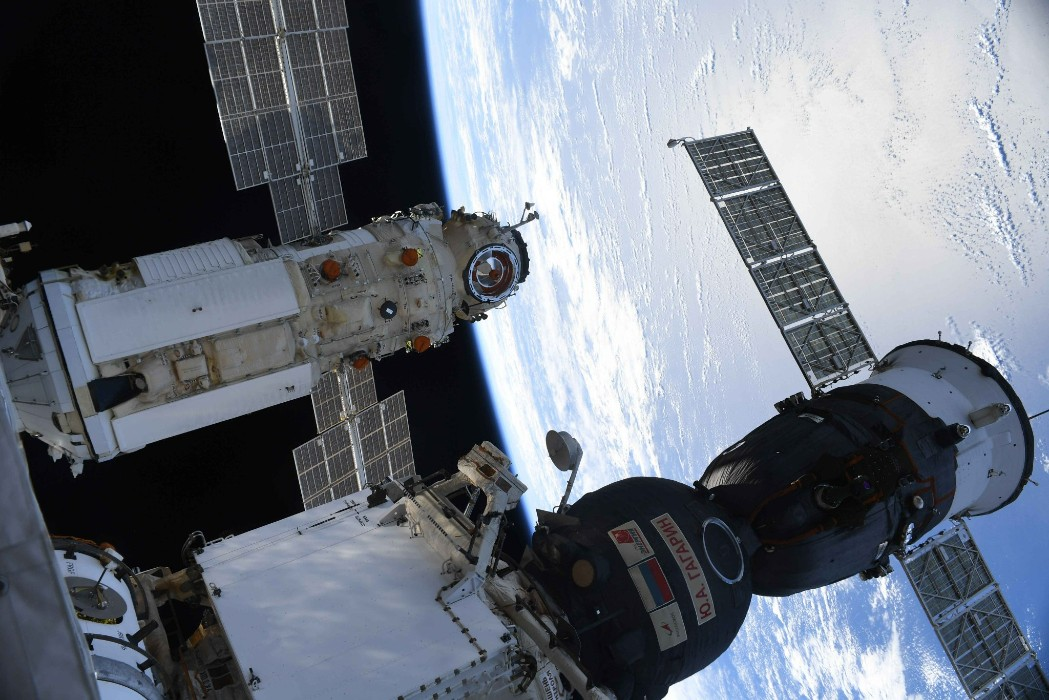 L'arrivée périlleuse de module Nauka a mis l'ISS en état d'urgence