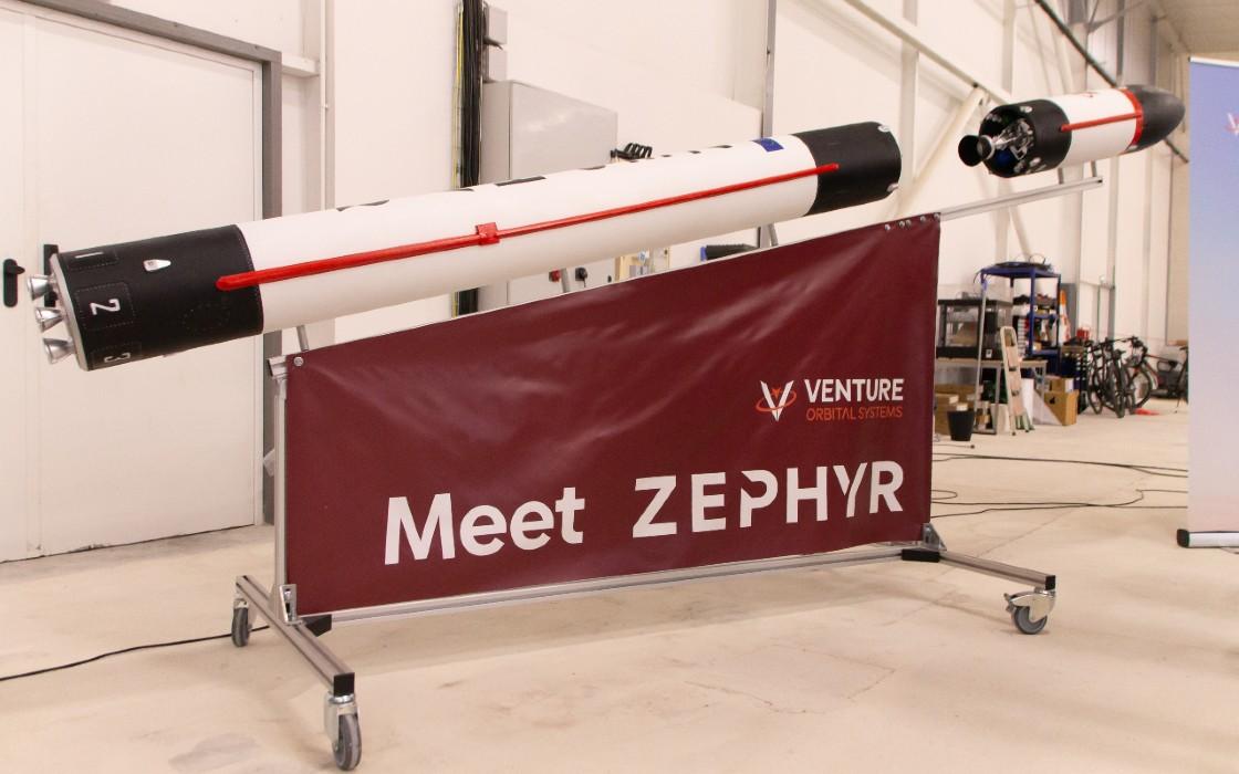La start-up française Venture Orbital Systems compte lancer ses propres fusées dès 2024